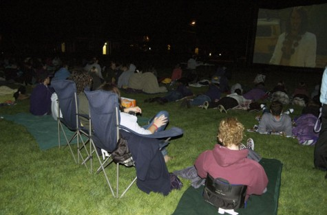 Outdoor movie 8