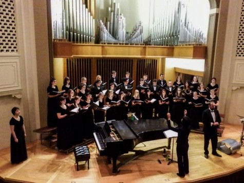 Linfield professors, alumna collaborate on original choral work