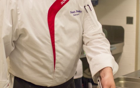 Linfield's resident rising star chef in the spotlight