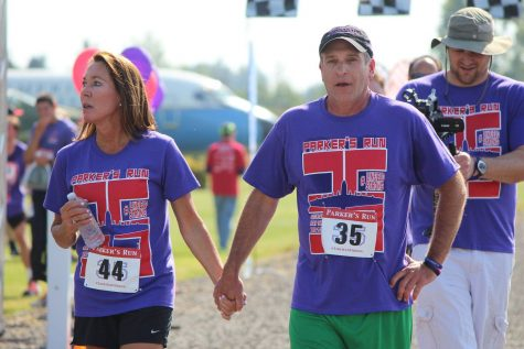 Parker Moore remembered through music, Memorial Run