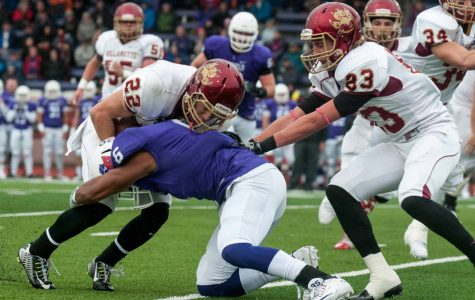 Wildcats pounce early, shutout Willamette Bearcats