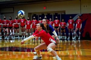 Volleyball vs Whitman