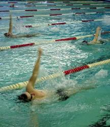 Swimming excels with personal bests at NWI
