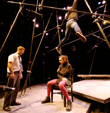 'Crave' takes Linfield theater in a new direction