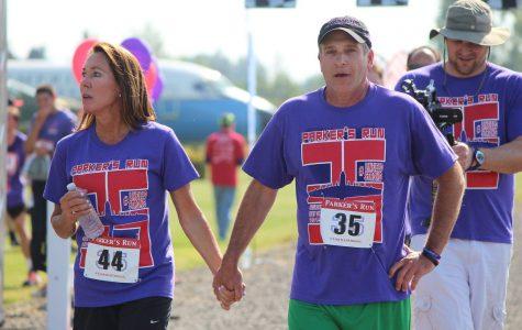 Parker Moore remembered through music, Memorial Run