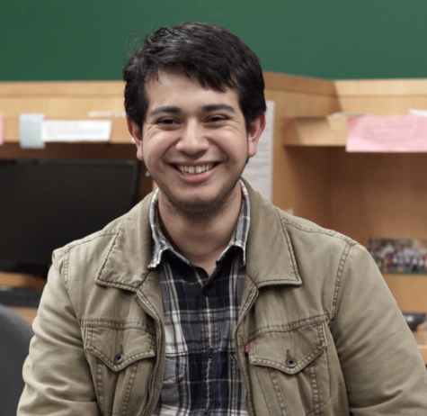 Angel Rosas, '20, is a Journalism & Media Studies and Psychology double major. He has worked for the Review throughout his college career, and honed his skills in review writing.