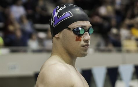 Swimmer prioritizes health for nationals