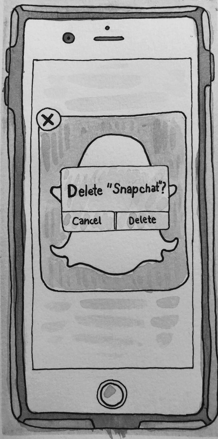 How important is Snapchat, the multimedia messaging application?