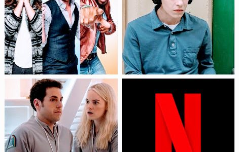 What to watch on Netflix over break
