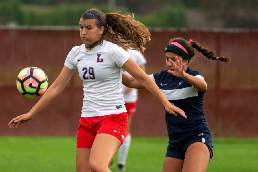 Women's soccer Double-header