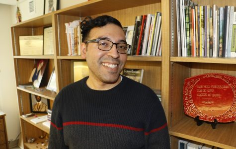 English Professor named 2019 Oregon Book Awards finalist