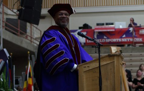 Linfield celebrates Davis' inauguration