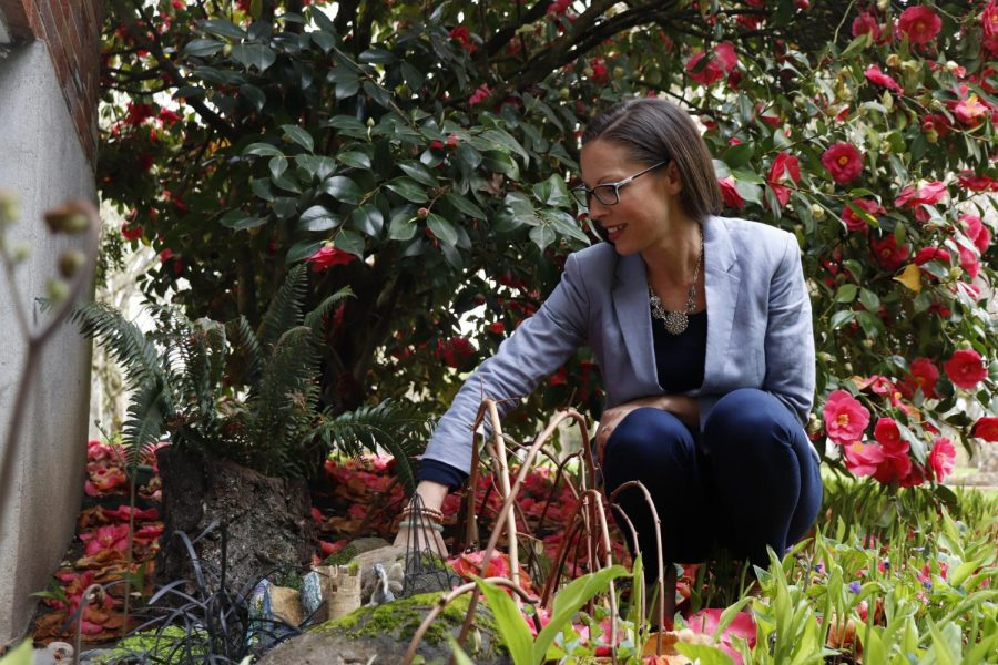 Getting to know Linfield's 'First Lady'