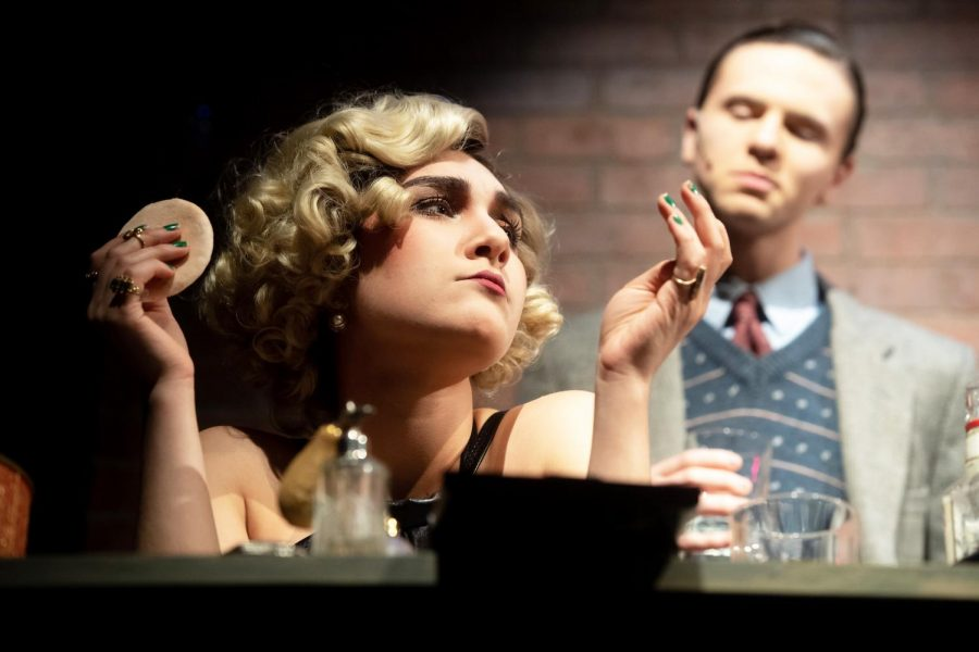 'Cabaret' a dark, sensual tragedy of politics, personality