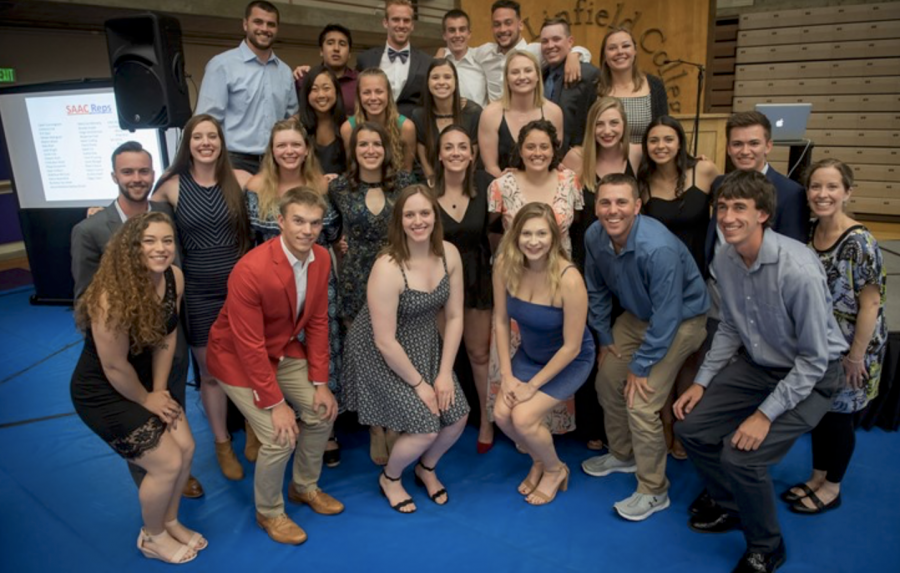 2019-2020 Student Athlete Advisory Council