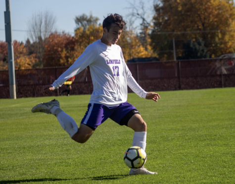 Linfield Falls to Puget Sound