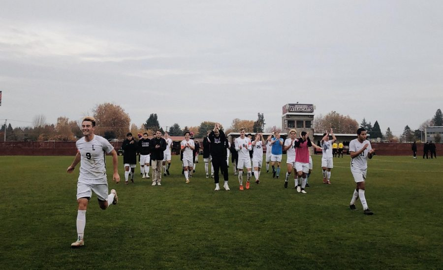 110 minute battle ends men's soccer season