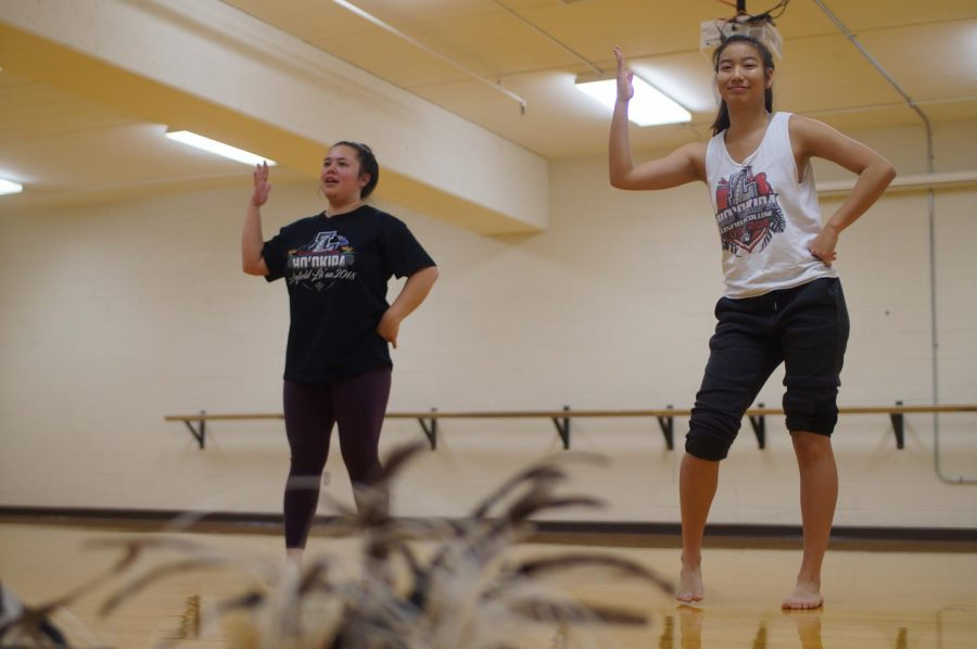 Introduction to Hula brings out activity in students