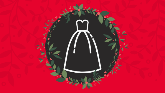 Santa's got a big bag… full of waste
