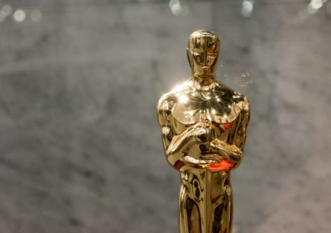 Oscar statue - what all the fuss is about.