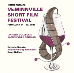 McMinnville Short Film Festival this weekend