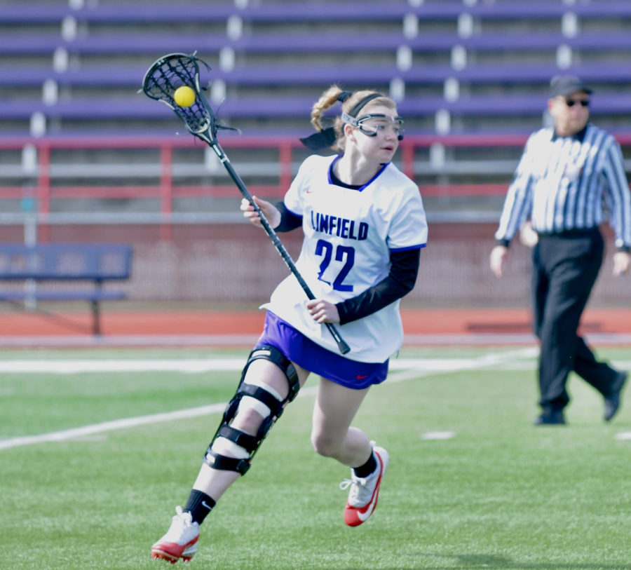Lacrosse takes down conference rivals at home