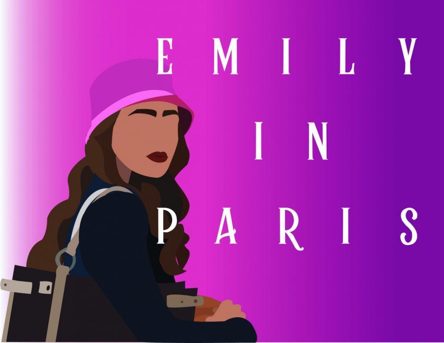 Remember when Emily could go to Paris?