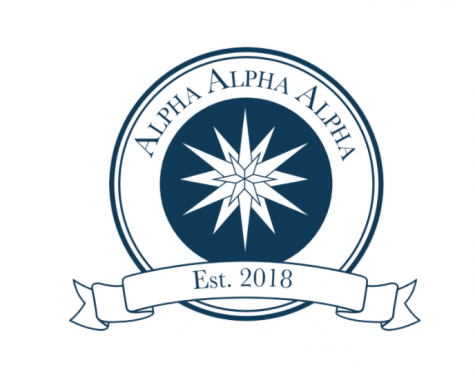 Seal of Alpha Alpha Alpha