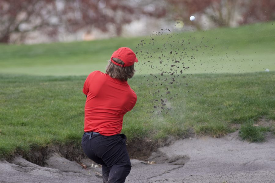 Freshman Riley Lynch led the 'Cats in the George Fox Invitational this week, placing seventh.