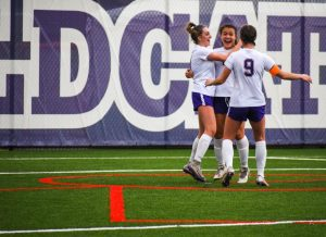 Women's soccer, who played a shortened schedule in the spring, will return to the pitch for a full fall season starting on Aug. 24.
