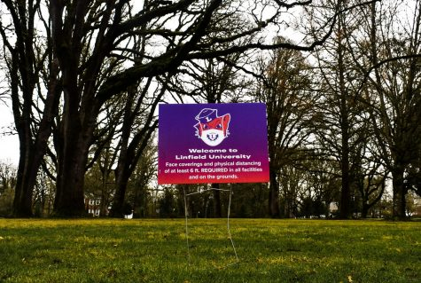 Masks to return to Linfield campuses for all