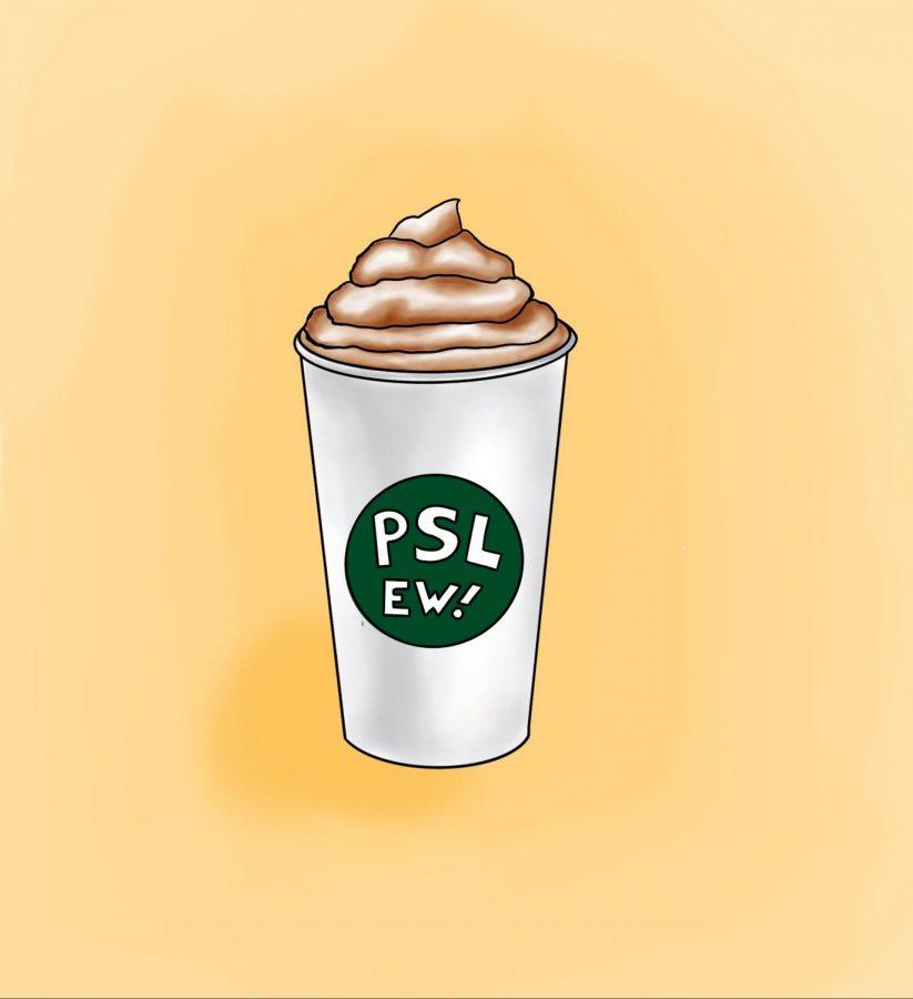 Pumpkin spice lattes? No thanks