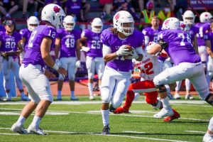 Linfield vs. SFU – By Nathan Herde