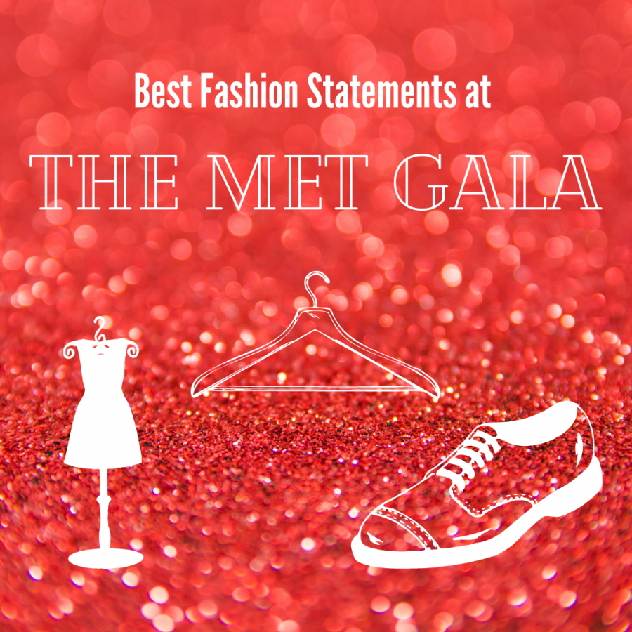 Best+Fashion+Statements+at+The+Met+Gala